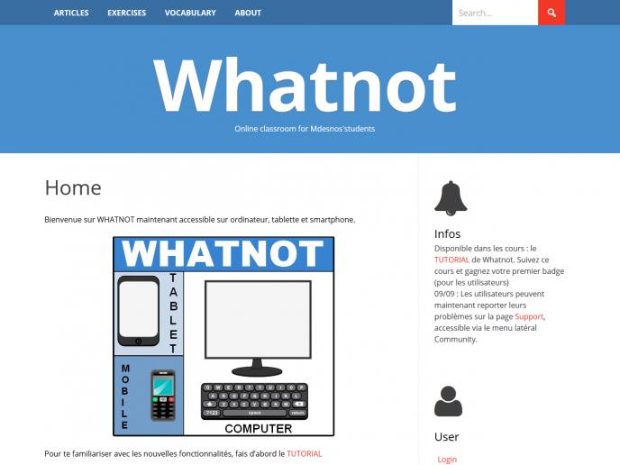 whatnot2014