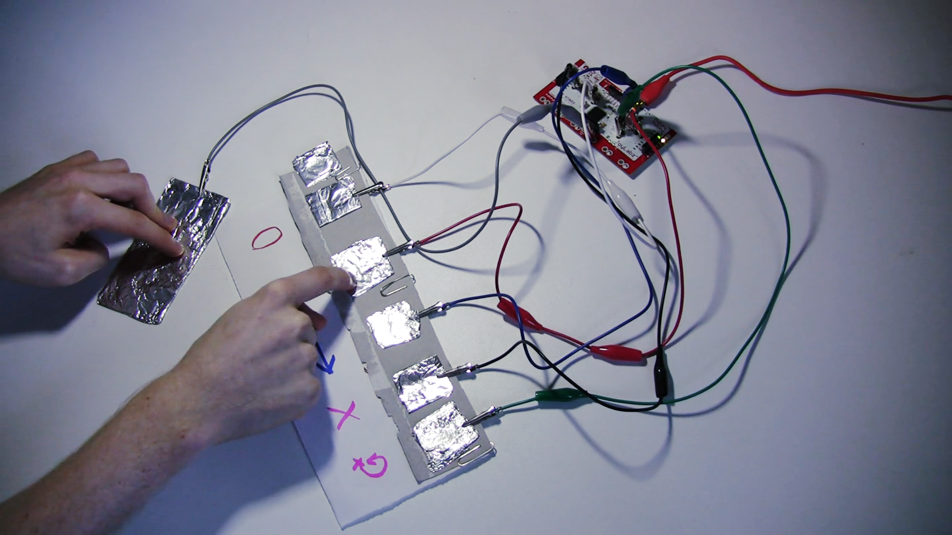 MIDI Notes Sequence with JSFX: Demo on Makey Makey / ExtremRaym