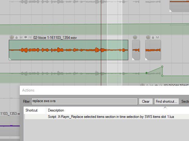 Script demo.