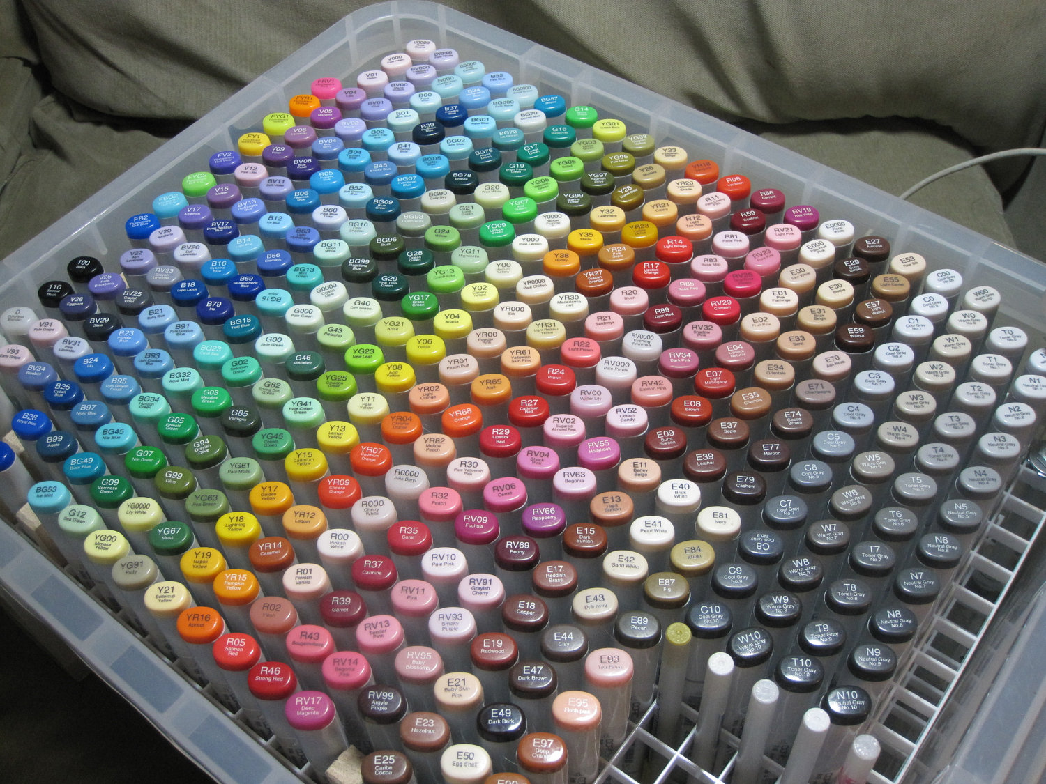 What is Additive color?