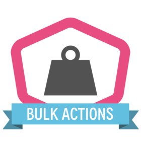 BadgeOS Bulk Actions